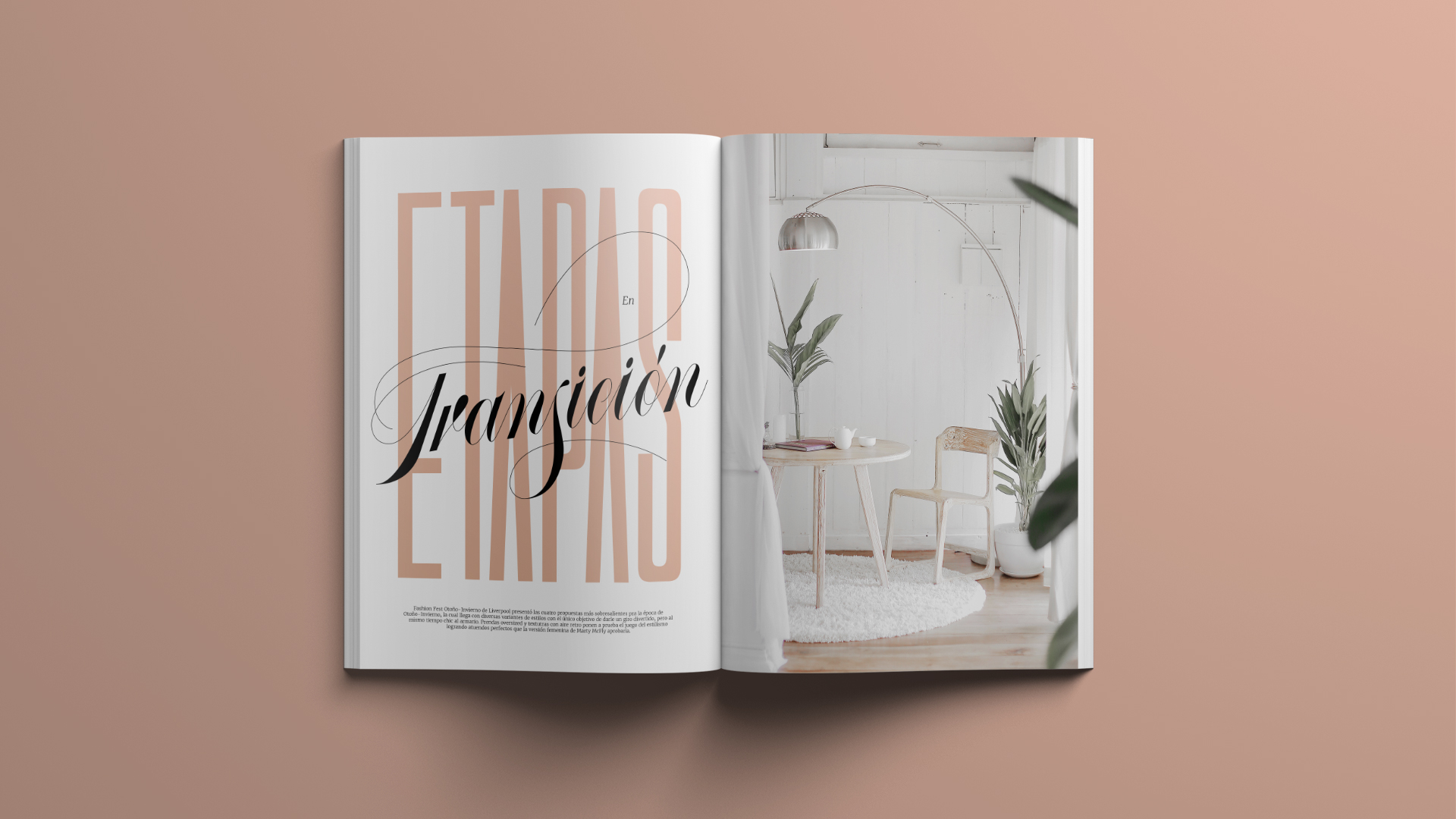 Editorial Lettering